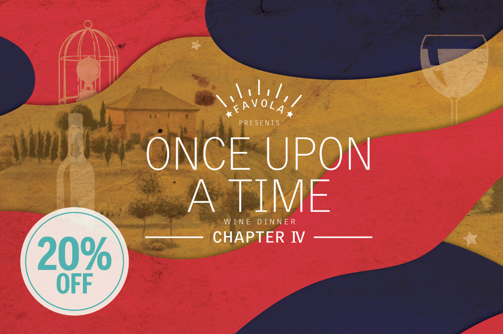 Once Upon A Time - Chapter IV Wine Dinner