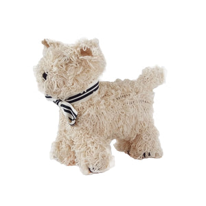 Soft Toy - 100% Cotton Shaggy Dog