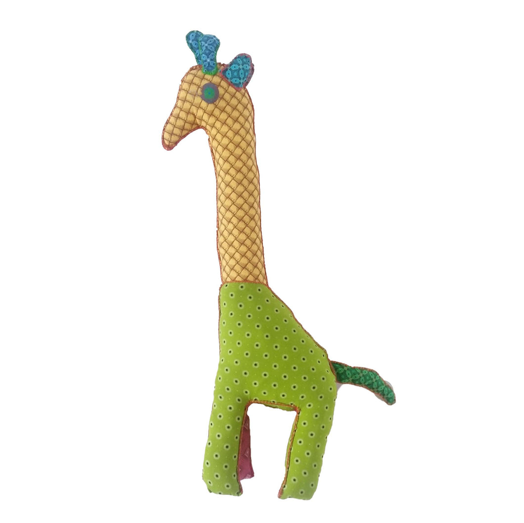 Soft toy - ShweShwe Giraffe