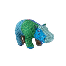 Load image into Gallery viewer, Soft toy - ShweShwe Hippo