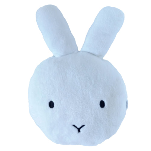 Cuddle Pillow - White Bunny