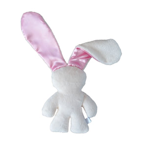 Soothing Snuggle Bunny - Cream with Pink Ears