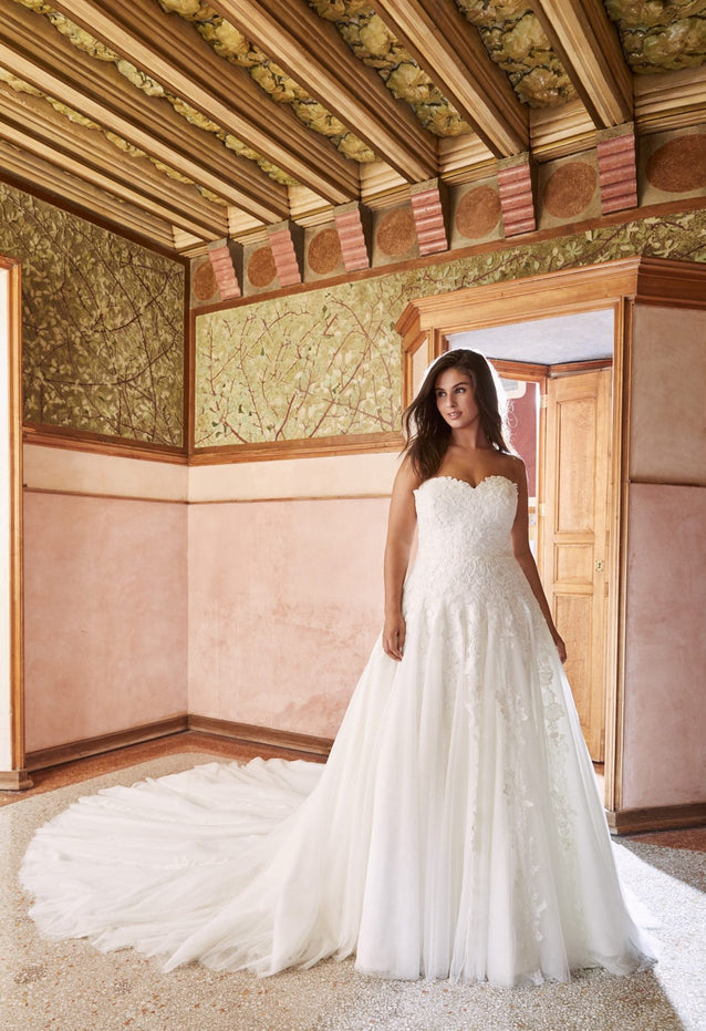 Aline Perfect Wedding Dress