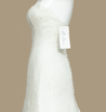 Delicate & Romantic Lis Simon A-Line Lace Wedding Dress - Size 4 - Never Worn/Tags