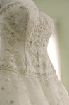 Oleg Cassini Ballgown Wedding Dress Size 16