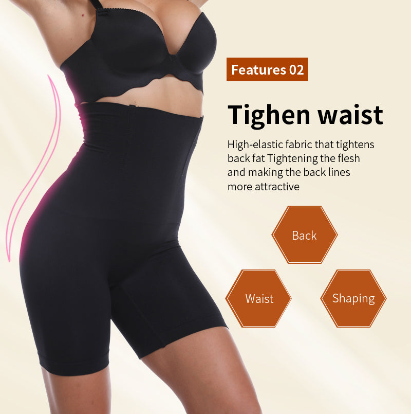 Bosy shaper: high waist tummy control shapewear panties DON JUAN