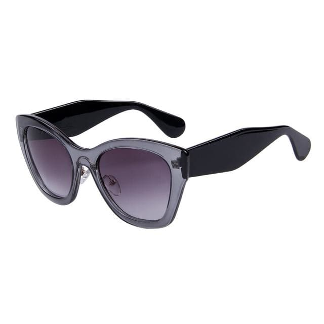 butterfly sunglasses in 5 colors - gray - Sunglasses