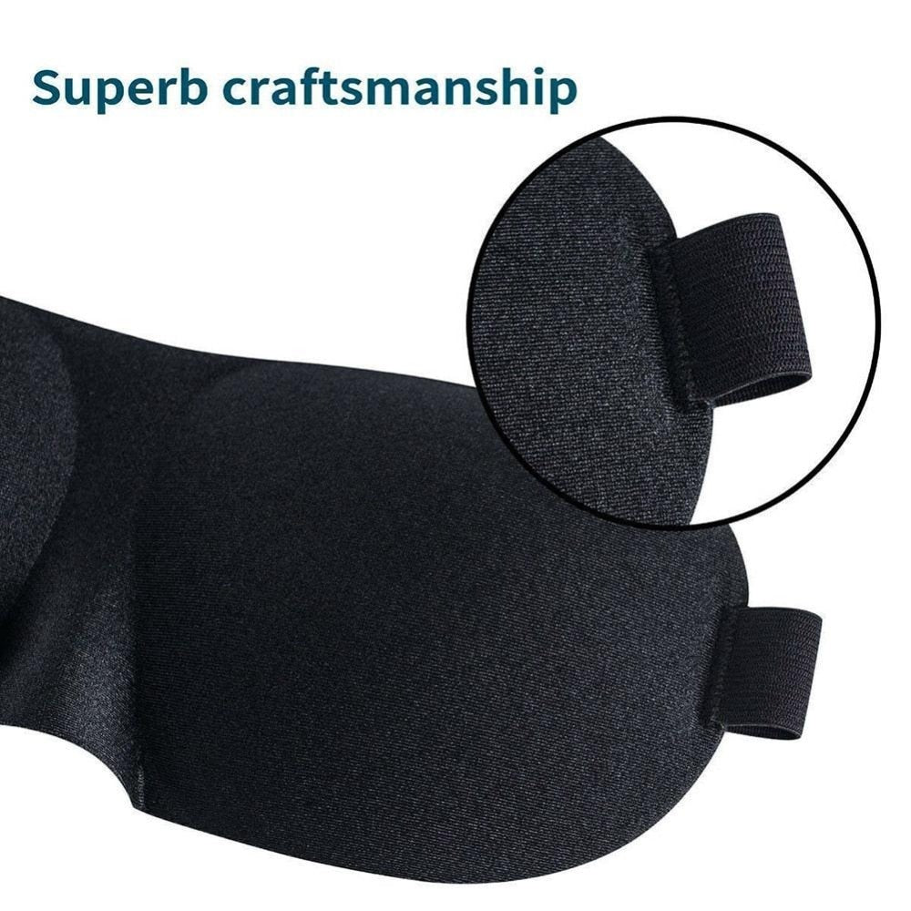 Sleep mask: 3D sleep eye mask DON JUAN