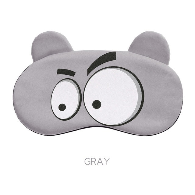 Sleep mask: cotton cartoon sleep eye mask DON JUAN