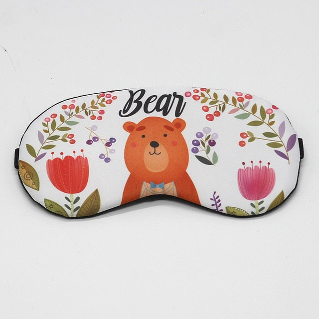 Sleep mask: cotton eye sleep mask DON JUAN