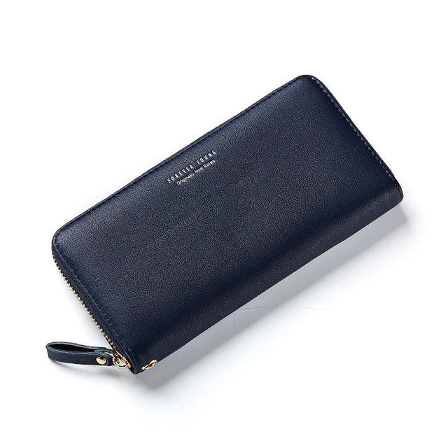 W Bags: around zip ladies' wallet DON JUAN