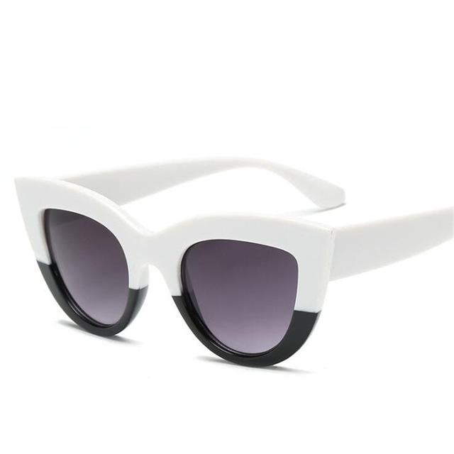 Sunglasses: cat eye sunglasses DON JUAN