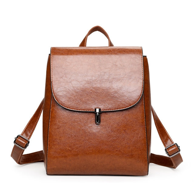 : solid backpack DON JUAN