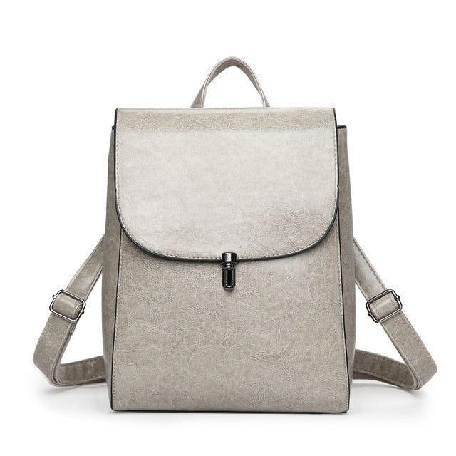 W Bags: solid backpack DON JUAN