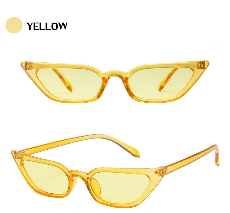 Sunglasses: vintage cat eye sunglasses DON JUAN