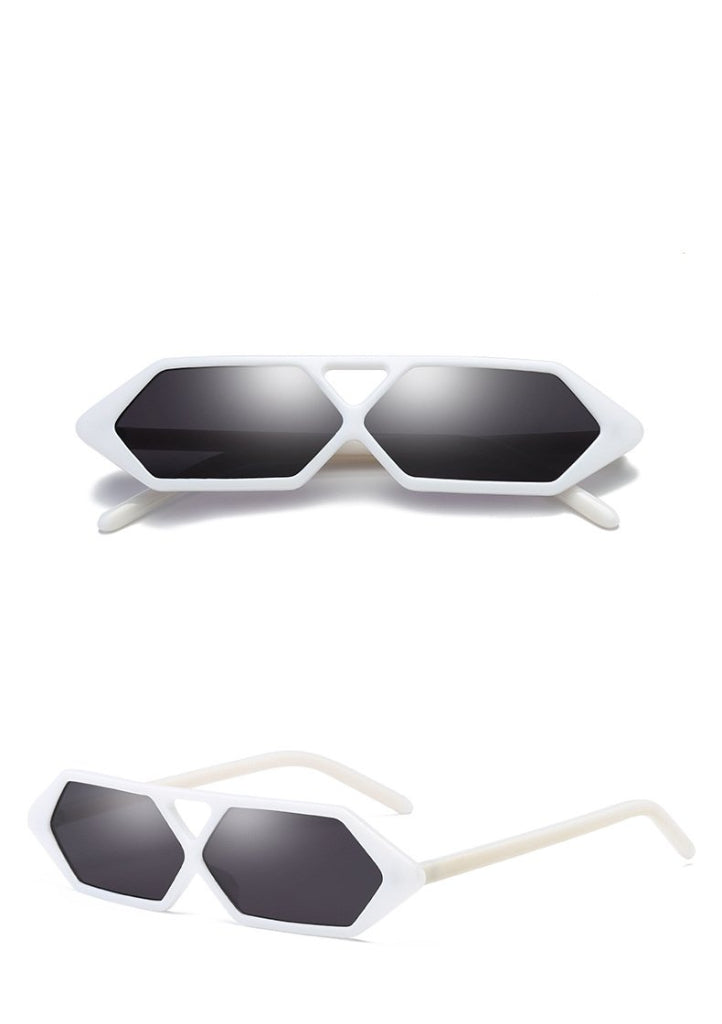 : narrow frame sunglasses DON JUAN