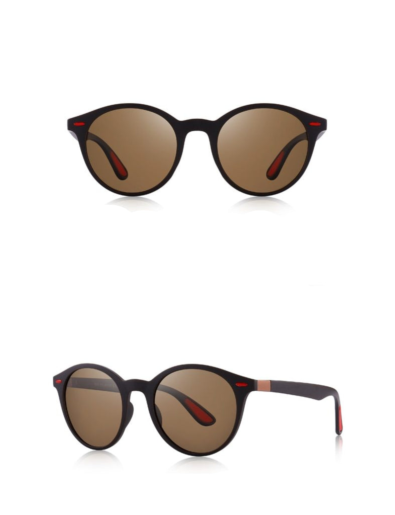 Sunglasses:retro round sunglasses:VENERA CLUB