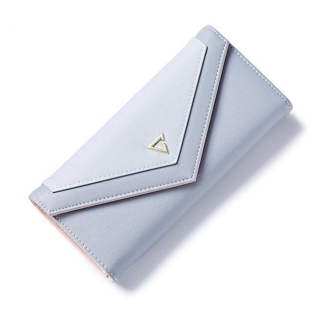 envelope ladies' wallet
