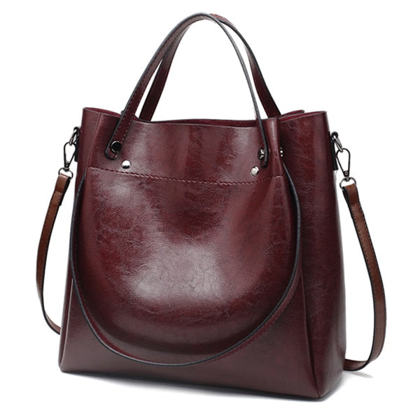 : solid shoulder bag DON JUAN