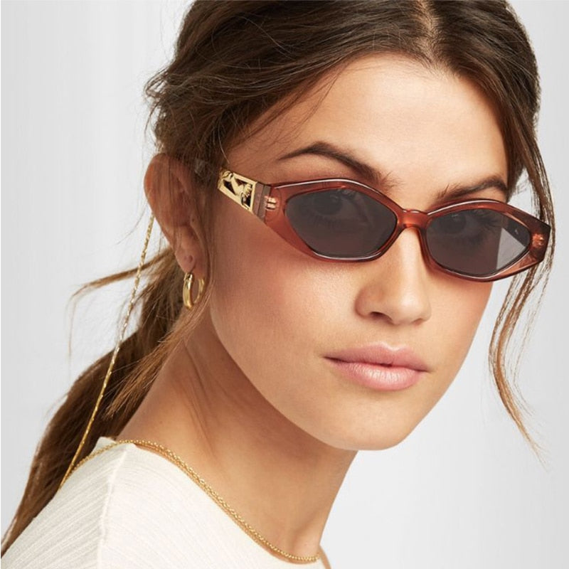 oval small sunglasses