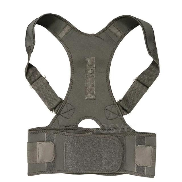 Supports & Braces: posture corrector magnetic therapy shoulder back brace DON JUAN