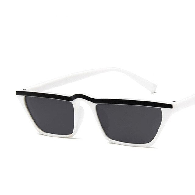 Sunglasses: narrow sunglasses DON JUAN