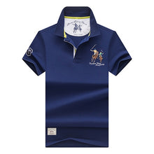 Load image into Gallery viewer, High Quality Tops&Tees Men's Polo shirts Business men