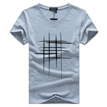 Load image into Gallery viewer, Andrecarr Microelastic man t shirt summer 2018 casual t shirts