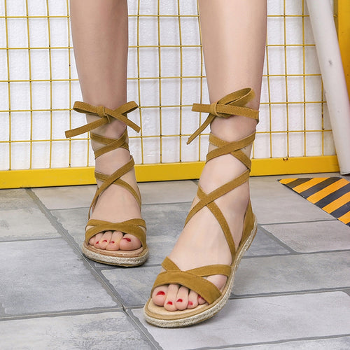 2019 Fashion Summer Women Sandals Female Beach Shoes Wedge Shoes