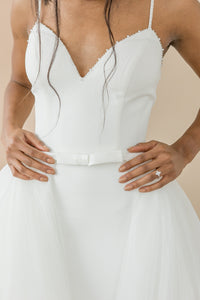Bridal Belts & Overskirts