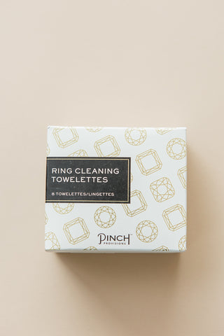 Ring Cleaning Towelettes