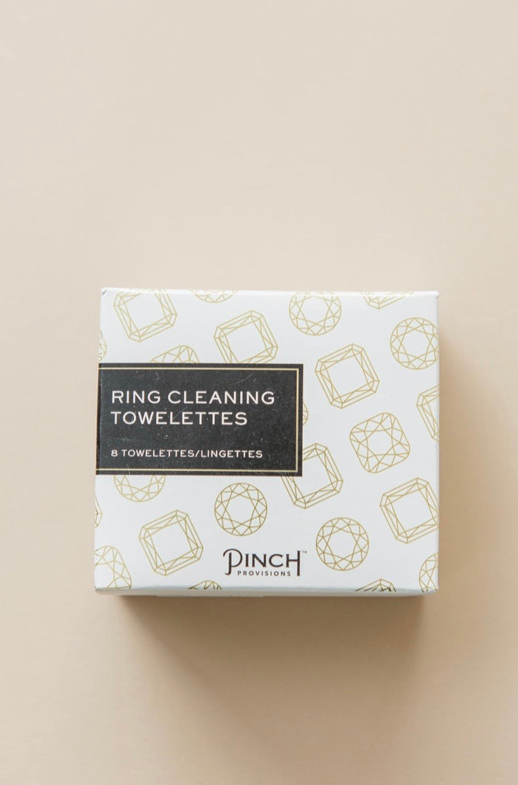 Ring Cleaning Towlettes