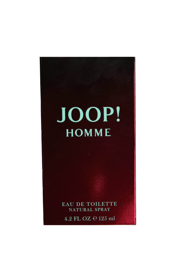 JOOP! Homme EDT Spray for Men, 125 ml