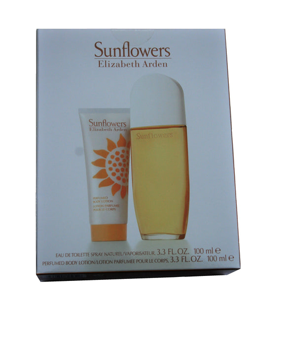 Elizabeth Arden Sunflower 2 pc Gift Set