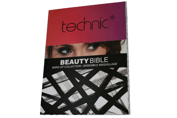 Technic Beauty Bible Make-up Collection