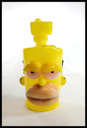 Weapons of Glass Destruction - Homer Cup Pendant Dab Rig