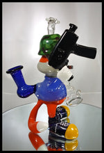 Load image into Gallery viewer, Cal Smith Glass - Conker Full size Rig - The Bong Czar Smokeshop & Heady Czar Glass Gallery