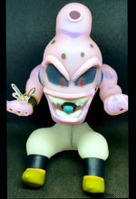 "Load image into Gallery viewer, Lazy Glass - PRE ORDER Chibi Buu with Dragon Ball Slurper marble set"" - The Bong Czar Smokeshop & Heady Czar Glass Gallery"