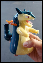 Load image into Gallery viewer, Mythic Glass - Typhlosion Dab Rig - The Bong Czar Smokeshop & Heady Czar Glass Gallery