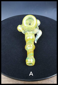 Oats Glass - Fumed hammer Pipes - The Bong Czar