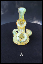 Load image into Gallery viewer, Oats Glass - Mini Fumed squaters - The Bong Czar