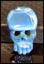 Load image into Gallery viewer, RunAmoke Melts - Skull Pendant - The Bong Czar Smokeshop & Heady Czar Glass Gallery
