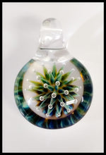 Load image into Gallery viewer, Subtl Glass - Bubble trap Pendant - The Bong Czar Smokeshop & Heady Czar Glass Gallery
