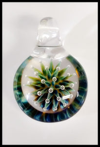 Subtl Glass - Bubble trap Pendant - The Bong Czar Smokeshop & Heady Czar Glass Gallery