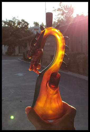 Tony Kazy Glass - 8.5