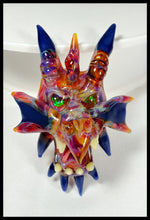 Load image into Gallery viewer, Tony Kazy Glass - Dragon Pendant - The Bong Czar Smokeshop & Heady Czar Glass Gallery