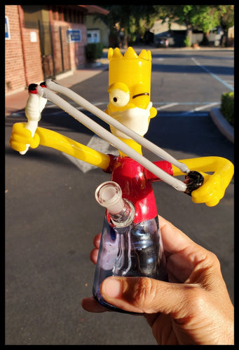 Weapons of Glass Destruction - Bart Dab Rig - The Bong Czar Smokeshop & Heady Czar Glass Gallery