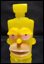 Load image into Gallery viewer, Weapons of Glass Destruction - Homer Cup Pendant Dab Rig - The Bong Czar Smokeshop & Heady Czar Glass Gallery