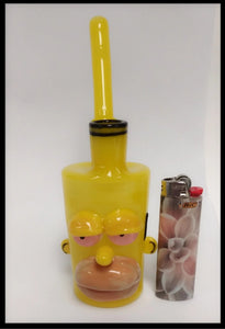 Weapons of Glass Destruction - Homer Cup Rig - The Bong Czar Smokeshop & Heady Czar Glass Gallery