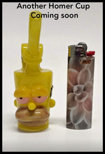 Load image into Gallery viewer, Weapons of Glass Destruction - Homer Mini Cup Pendant - The Bong Czar online Head Shop